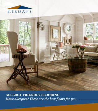 allergy friendly flooring guide