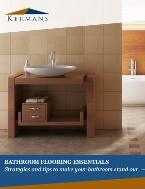 Bathroom Flooring Guide cover