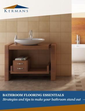 Bathroom Flooring Guide cover